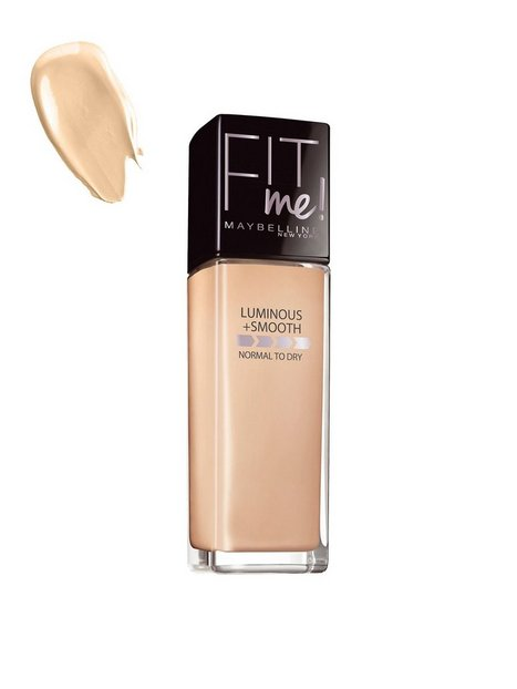 Billede af Maybelline New York Fit Me Foundation Luminous & Smooth Foundation Classic Ivory