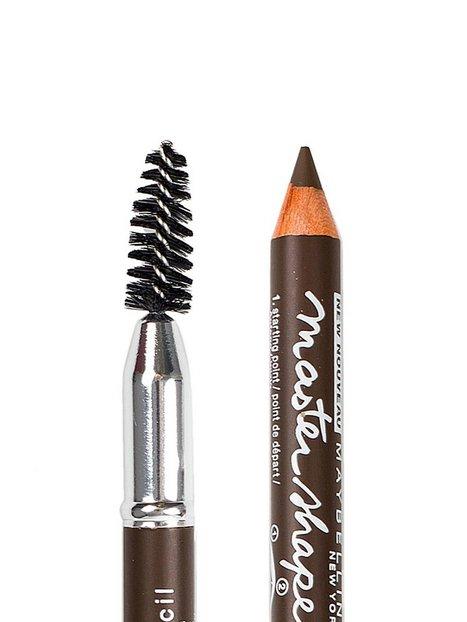 Billede af Maybelline New York Brow Precise Shaping Pencil Øjenbryn Soft Brown
