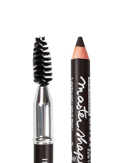 Billede af Maybelline New York Brow Drama Pencil Øjenbryn Deep Brown