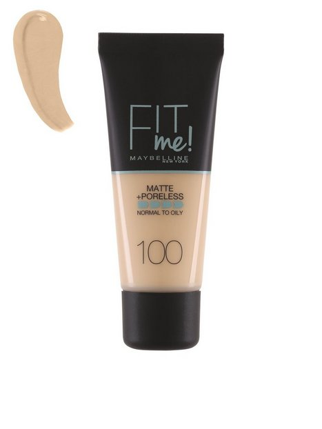 Maybelline New York Fit Me Matte & Poreless Foundation 30 ml Foundation Warm Ivory thumbnail
