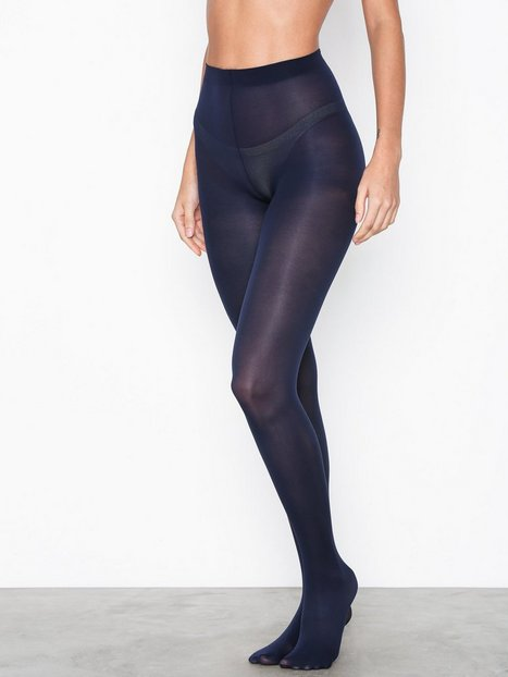 Pieces Pcnew Nikoline 40 Den 2 Pack Tights Strumpbyxor & Stay-Ups Mörk Blå