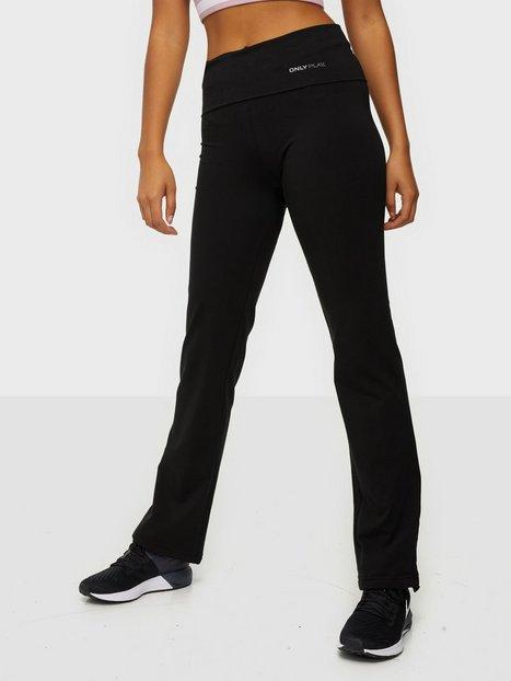 Billede af Only Play Play Fold Jazz Pants - Reg Fit - Op Tights & Bukser Sort