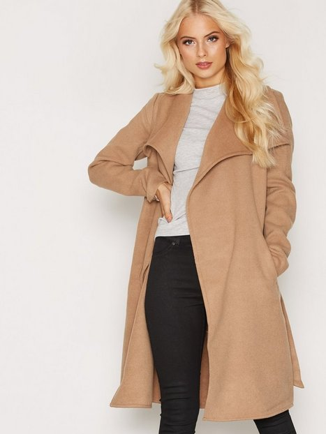 Onlnew Phoebe Coat Cc Otw - Only - Light Brown - Jackets ...