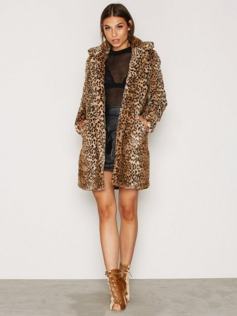 FIALVA FAUX COAT