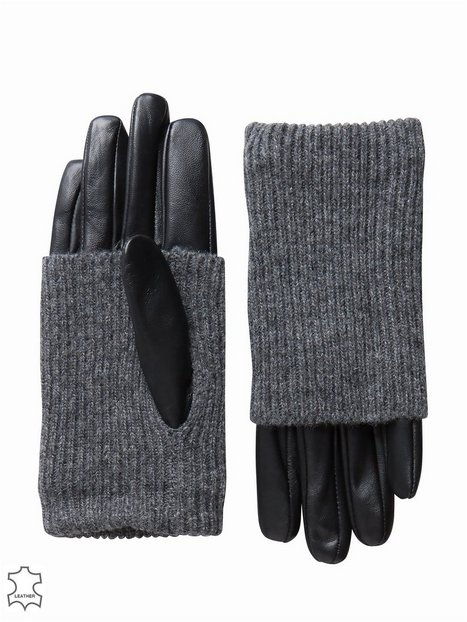 Billede af Pieces Pcpatty Leather Gloves Vanter & handsker