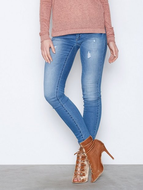 Only onlCORAL Sl Sk Dnm Jeans BJ8191-1 N Jeans