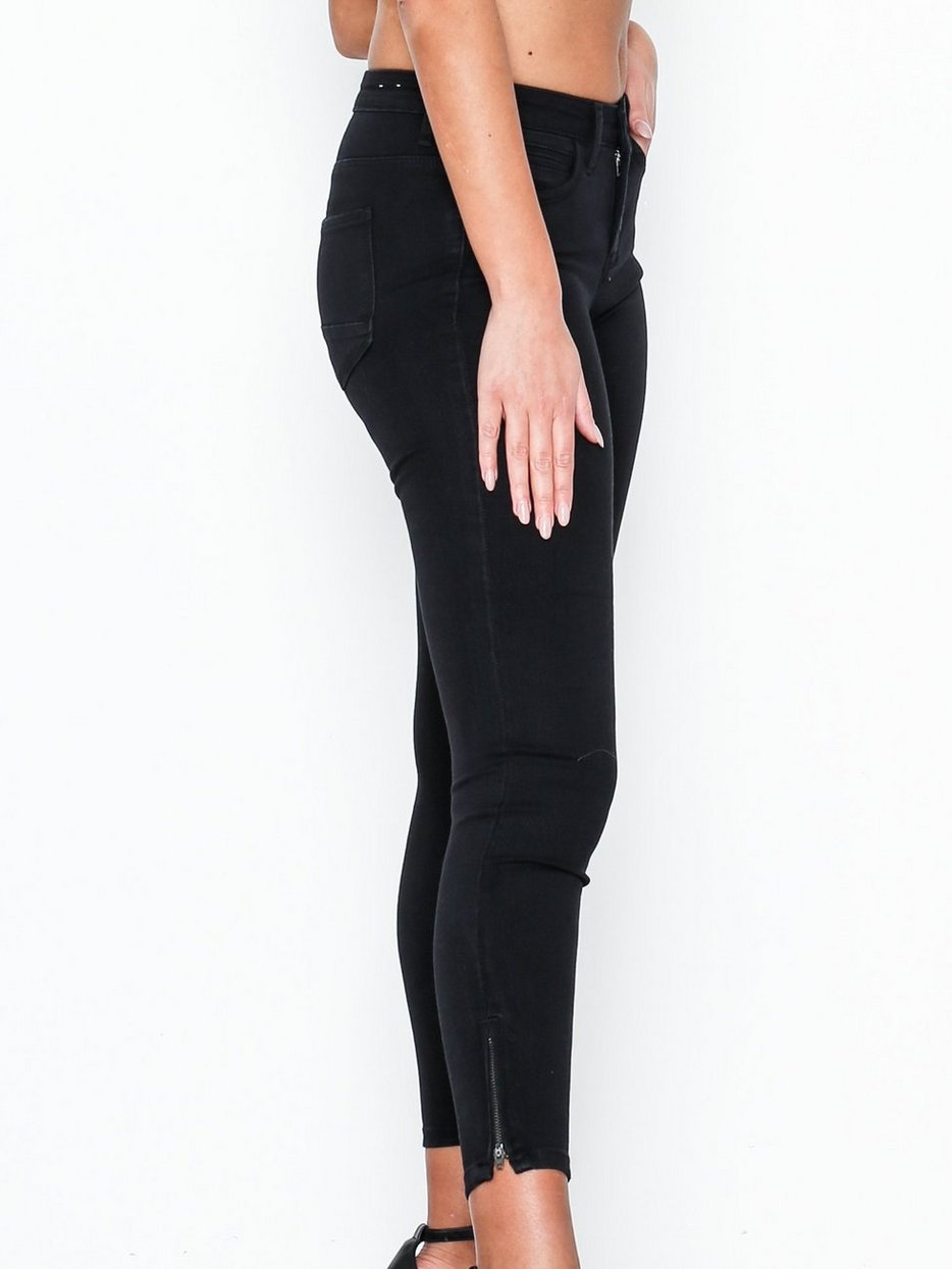 Only Onlkendell Eternal Ankle Black Noos Jeans para Mujer
