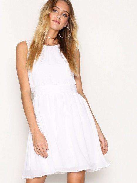 Billede af Vero Moda Vmadriana S/L Short Dress Skater dresses Hvid