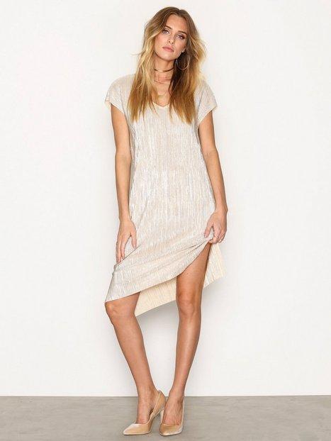 Billede af Vero Moda Vmmiranda Ss Wide Abk Dress Jrs Boo Loose fit Moonlight
