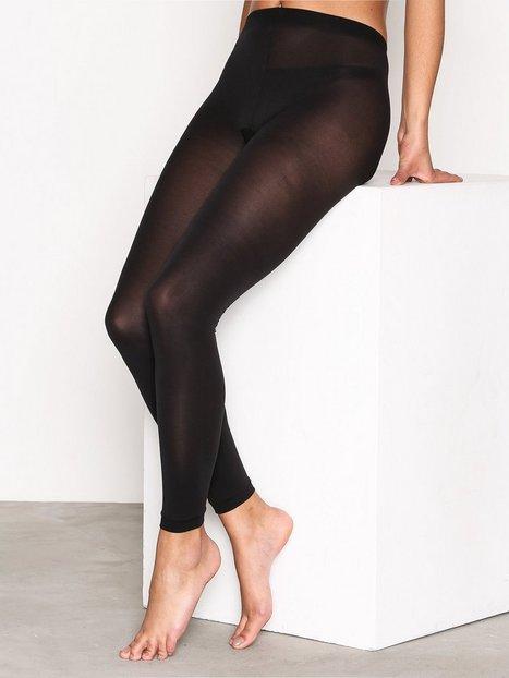 Billede af Pieces New Nikoline Legging Noos Strømpebukser & Stay-Ups Sort
