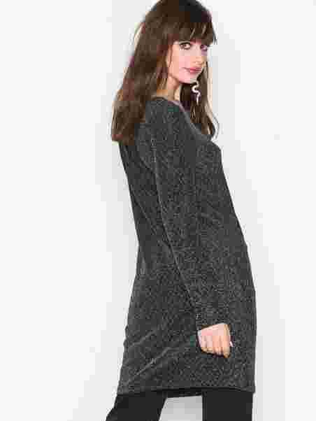 c98d61cde9aa Vila Vitinny Luosquare New Dress Black – Little Black Dress   Black ...
