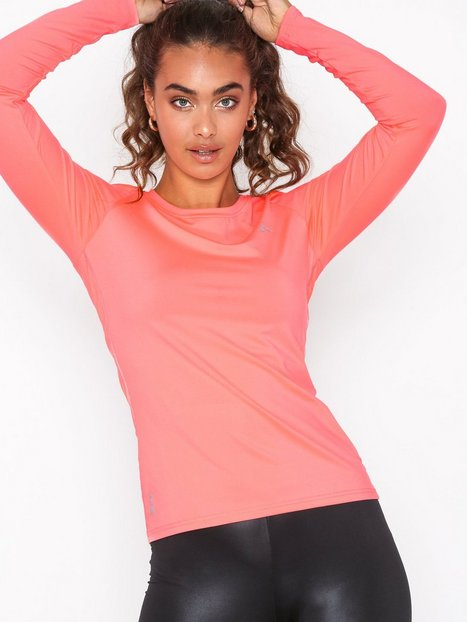 Billede af Only Play onpCLARISSA Ls Training Tee - Opus Toppe Lipstick