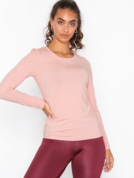 Billede af Only Play onpCLARISSA Ls Training Tee - Opus Toppe Silver Pink