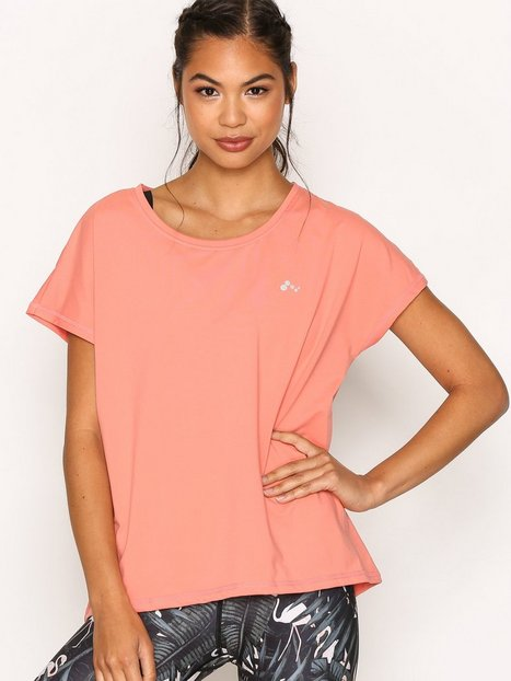 Billede af Only Play onpAUBREE Ss Loose Training Tee - O Sports-BH Lys Rosa