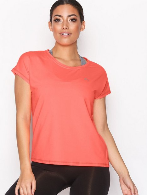 Billede af Only Play onpAUBREE Ss Loose Training Tee - O Toppe Lipstick