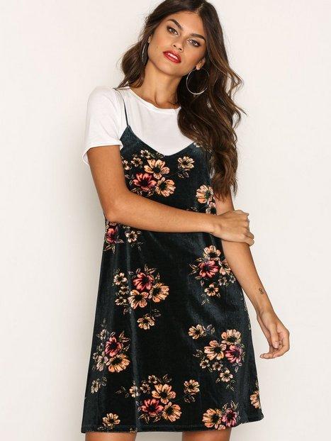 onlTARA S/S DOUBLE DRESS JRS