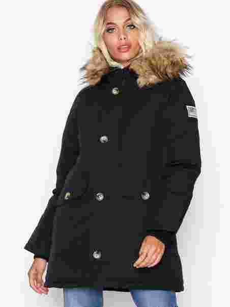 Miss Smith Jacket - Svea - Black - Takit - Vaatteet - Nainen - Nelly.com 92c4377f72