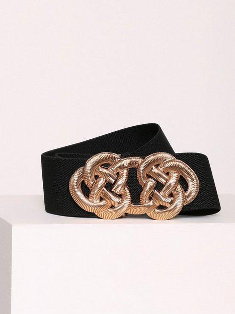 Billede af Pieces Pcagga Waist Belt Accessories øvrigt Sort