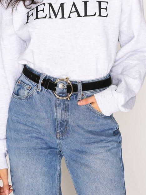 Billede af Pieces Pcama Waist Belt Accessories øvrigt Sort