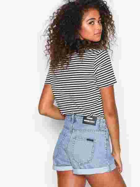 132f91799b Jenn Shorts - Dr Denim - Light Retro - Pants & Shorts - Clothing ...
