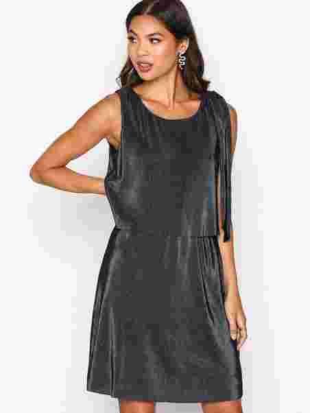 ca22c091cb79 Onltenna Short Dress Wvn - Only - Sort - Festkjoler - Tøj - Kvinde ...
