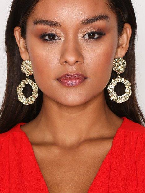 Billede af Pieces Pcshubi Earrings Ff Pb Accessories øvrigt Guld