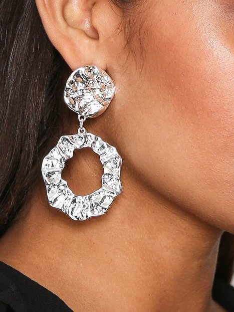 Billede af Pieces Pcshubi Earrings Ff Pb Accessories øvrigt Sølv
