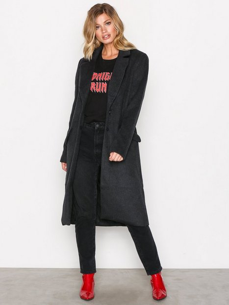 onlLOUISE OVERSIZED LONG WOOL COAT