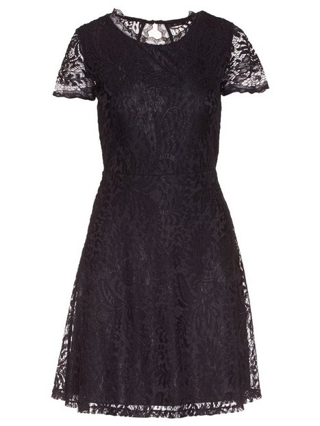 onlMYSTERY LACE S/S DRESS WVN