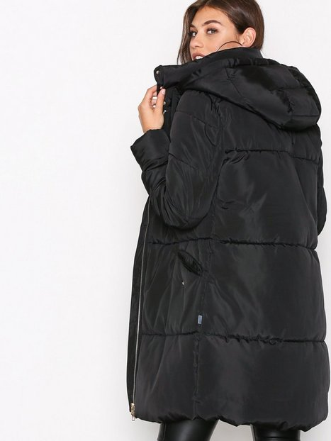 onlEDINA LONG NYLON COAT OTW
