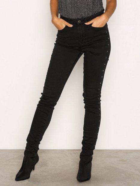 Damen Jeans - Vijunas schwarz Vila VB2BN