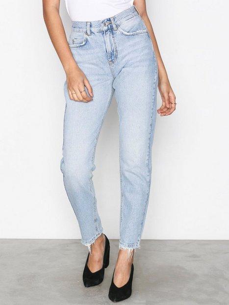 Billede af Vero Moda Vmnineteen Hr Loose Ankle Jeans BA2 Straight Lyse Blå