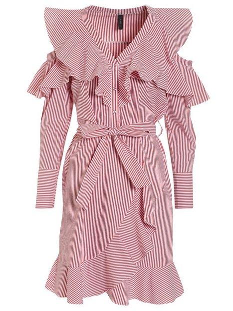 YASSTELLA LS SHIRT DRESS