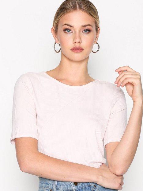 Billede af Selected Femme Sfacies Ss Tee T-shirt Lys Rosa