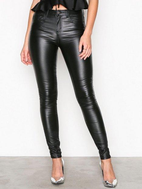 Billede af Pieces Pcfive Coated Mw Skn Jns Tb/Noos Jeans