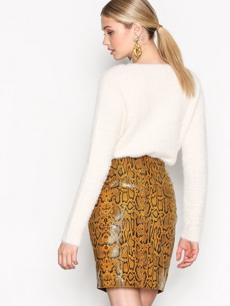 YASCOVER LEATHER SKIRT