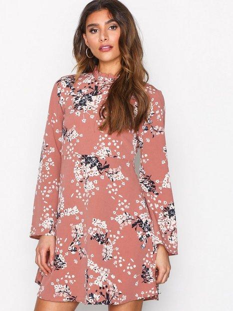 JDYAMELIA L/S DRESS WVN