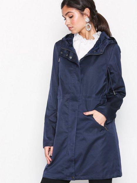 Coût Pas Cher En Ligne Site Officiel Vente Object Spring Jacket Women blue Visiter Le Nouveau j5PAV