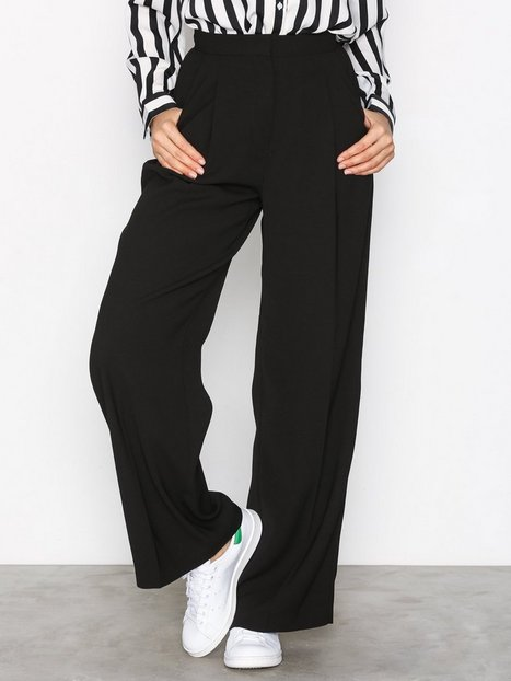 Free Shipping New Vero Moda Wide Trousers Women Discount Exclusive ZJhMLl