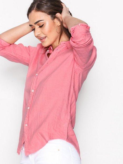 Polo Ralph Lauren Relaxed Shirt Kauluspaidat Bright Pink thumbnail