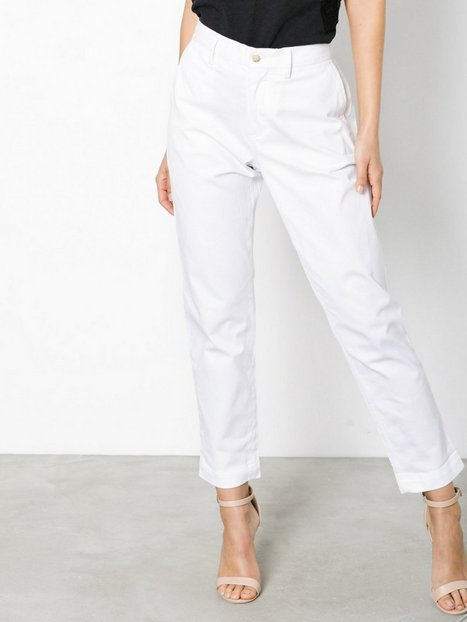 Polo Ralph Lauren Brooke Skinny Chinos Housut White thumbnail