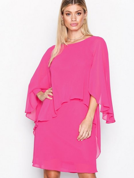 Billede af Lauren Ralph Lauren Apollonia Dress Loose fit dresses Pink