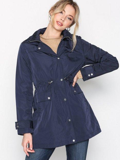 Lauren Ralph Lauren Memory Coat Parkatakit Navy thumbnail