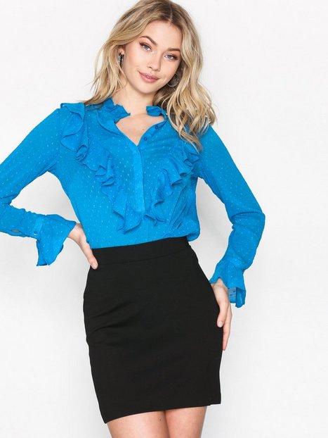 Billede af Selected Femme Sfkelly Mw Skirt Noos Mini nederdele