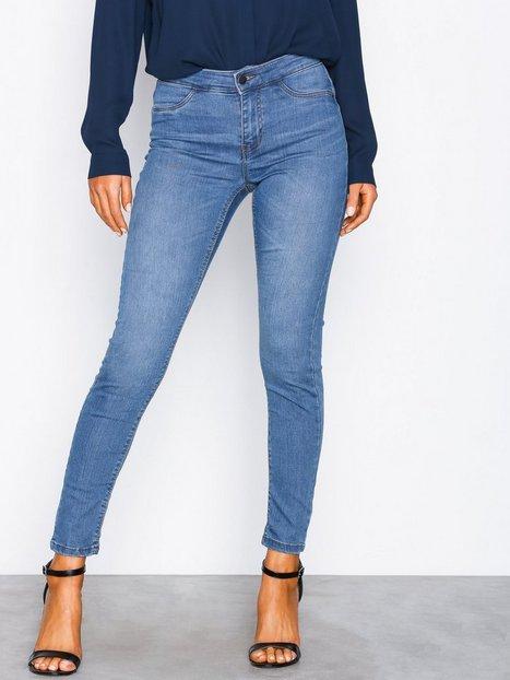 Billede af Only Jdyella Jegging Rw Medium Blue Dnm Bukser & Shorts Blå