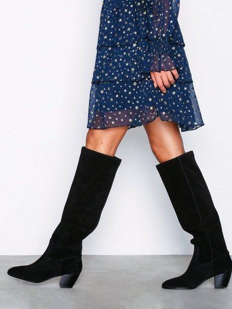 Billede af Michael Michael Kors Avery Boot Knee-high Sort