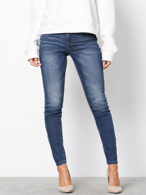 Skinny Washed Jean - Dark blue Jacqueline de Yong qTgcN82Q8A