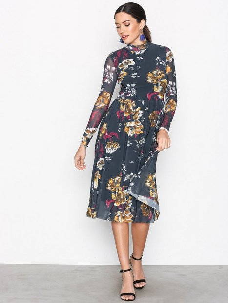 YASSEVILAY  LS DRESS
