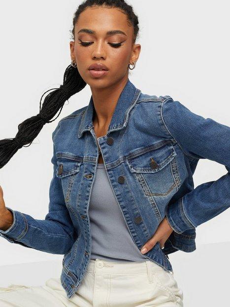Object Collectors Item Objwin New Denim Jacket Noos Jeansjackor