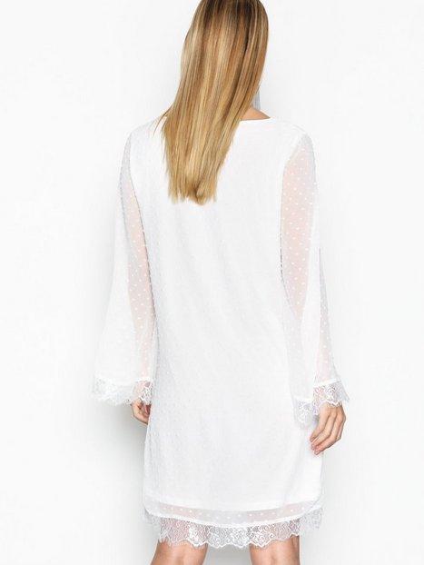 onlDREAM DOBBY L/S  DRESS WVN